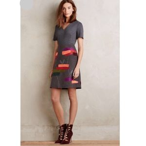 Anthropologie Raoul Made in Kind Soliloquy Dress